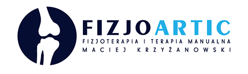 fizjoartic logo white